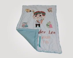 baby single bed cover 7